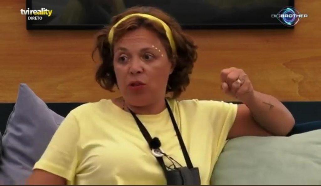 Big Brother: Maria da Conceição fala sobre Débora