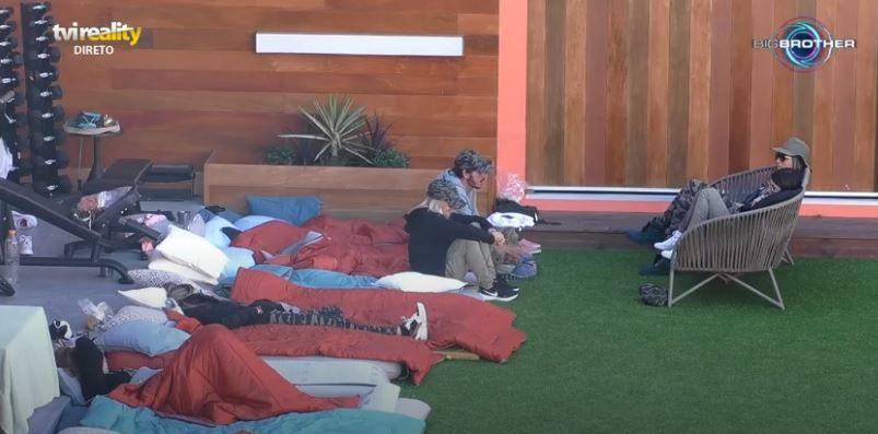 """No """"Big Brother"""", a segunda semana de Rui Pinheiro como líder da casa não entusiasmou António Bravo"""