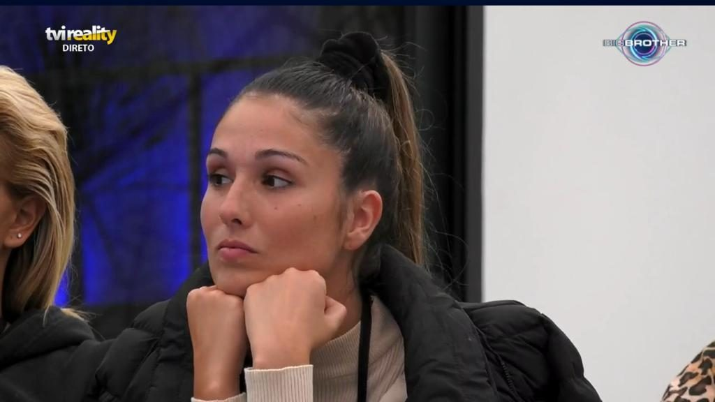 """No """"Big Brother"""", Fábio Faísca apontou o dedo a Rita Santos e acusou-a de ter tido """"atitudes muito feias"""" na casa mais vigiada do País"""