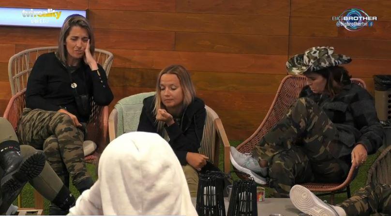 """Ana Morina partilhou com os restantes concorrentes do """"Big Brother"""" um caso arrepiante de violência vivido por uma amiga no trânsito"""