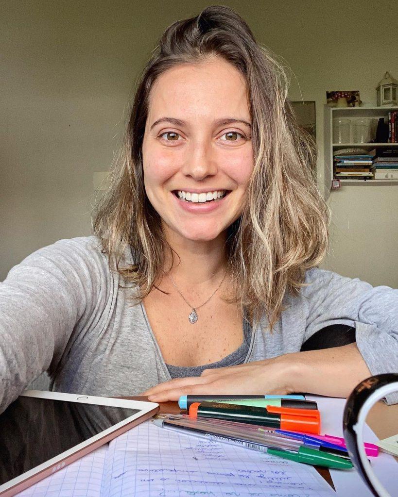 """Ana Catharina, ex-concorrente do """"Big Brother 2020"""""""