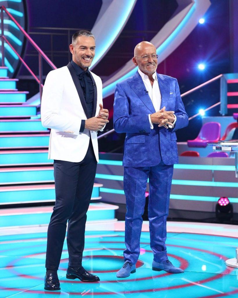 """Cláudio Ramos e Manuel Luís Goucha apresentam o """"Big Brother"""""""