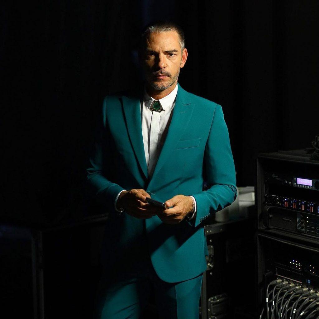 """Cláudio Ramos no reality show da TVI """"Big Brother"""""""