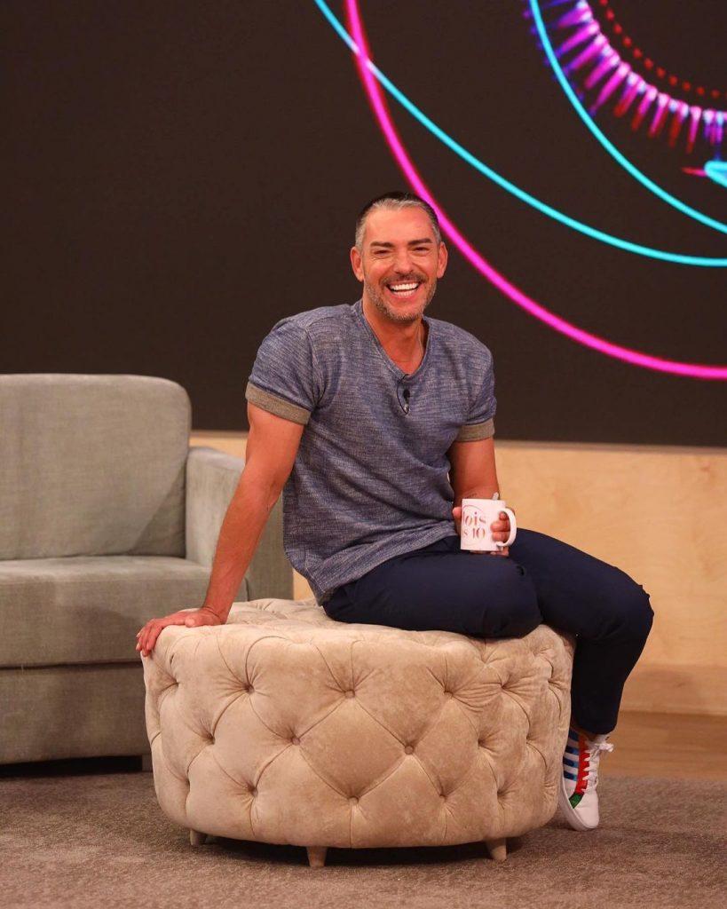 """Cláudio Ramos no programa da TVI """"Dois às 10"""""""