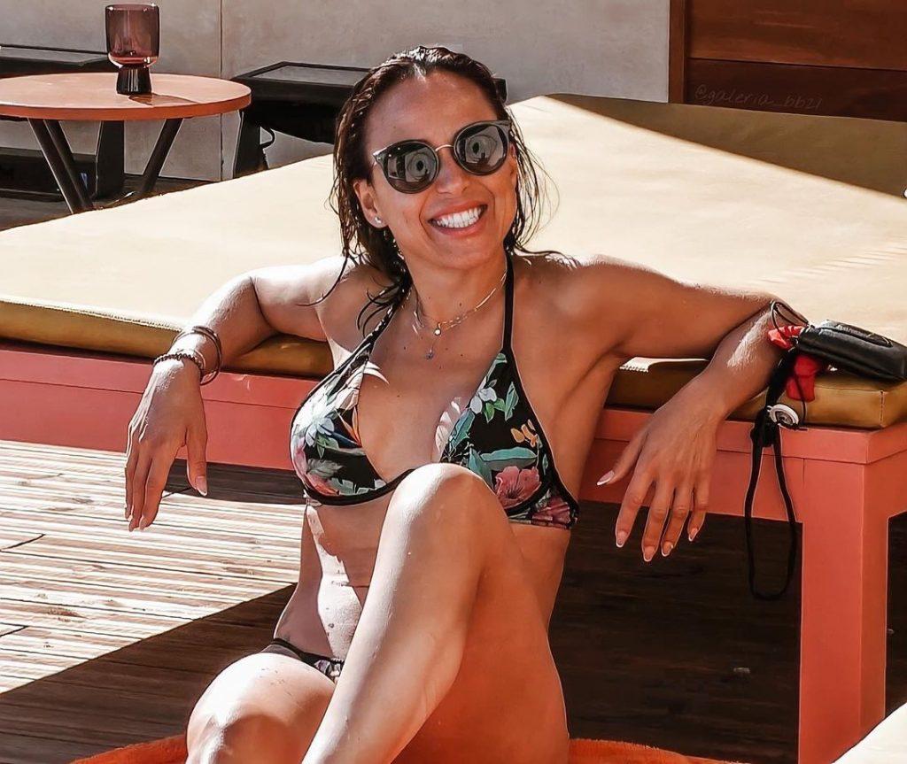 "Débora Neves, concorrente do ""Big Brother"""