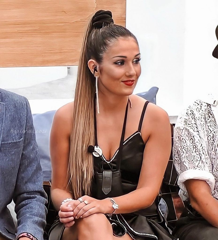 "Rita Santos, concorrente do ""Big Brother"""