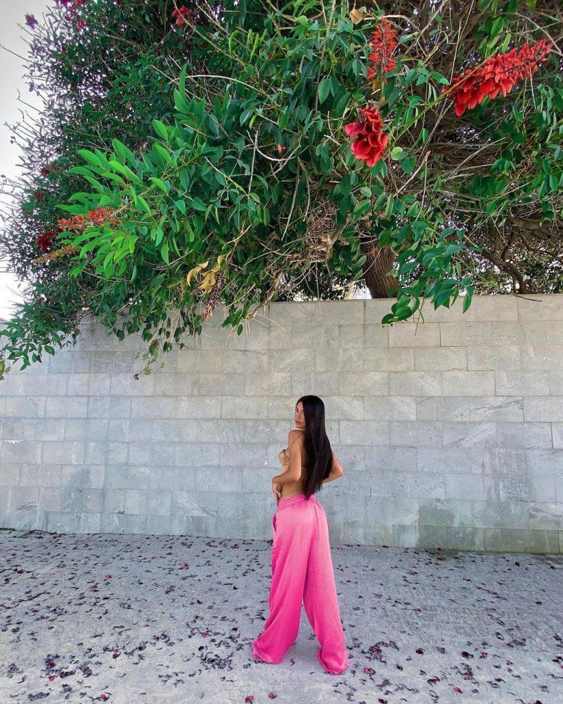 A filha de Ana Malhoa, Índia Malhoa