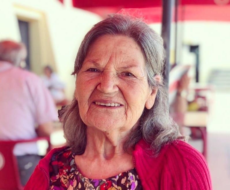 A mãe da jornalista da TVI Maria João Rosa