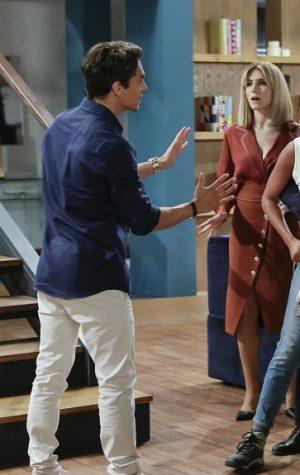 Nazaré: Duarte revela que esteve com Bárbara por vingança e Nazaré fica fora de si!