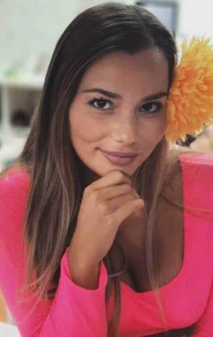 Margarida Aranha confessa estar com «aperto no peito»