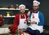 Tiago e Luan partilham com a TV 7 Dias a sobremesa mais simples de Natal. Veja o vídeo