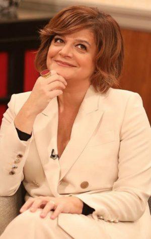Júlia Pinheiro em isolamento após contacto com infetado. Saiba quem a substitui na SIC