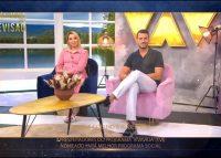 Vídeo: Helena Coelho e Ruben Rua radiantes com nomeação nos Troféus Impala de Televisão