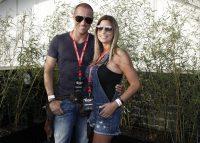 Ao lado da nova namorada, José Carlos Pereira já pensa em ter mais filhos (VÍDEO)