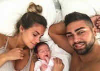 Liliana Filipa DANÇA com bebé ao colo!